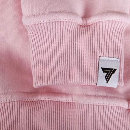 BLUZA TRECGIRL TW SWEATSHIRT 010 PINK