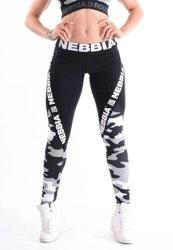 NEBBIA - LEGGINSY  MORO COMBI MODEL N202