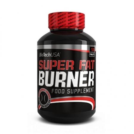 BIOTECH - SUPER FAT BURNER (spalacz tłuszczu) 120 tab.