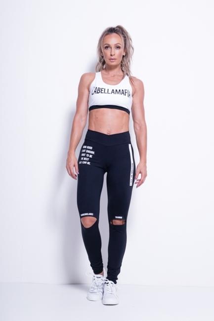 LA BELLA MAFIA - LEGGINSY FCL13097-375