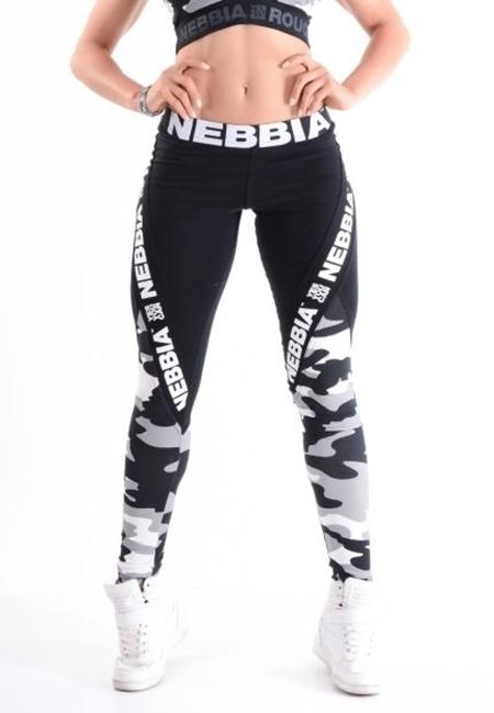 NEBBIA - LEGGINSY  MORO COMBI MODEL N202 (PUSH UP)
