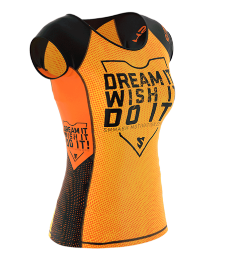 SMMASH - FIT T-SHIRT (DREAM IT)