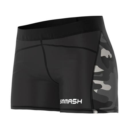 SMMASH - LEGGINSY SHORT L4 CAMO (PUSH UP)