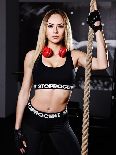 STOPROCENT - TOP NO.1 BLACK