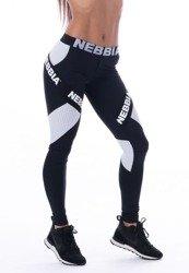 NEBBIA - LEGGINSY SUPPLEX & CARBON MODEL N214 (PUSH UP)