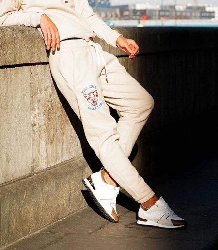 WAKE UP AND SQUAT - PANTS (beige)